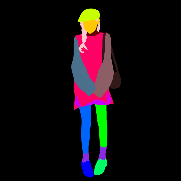 clothes segmentation